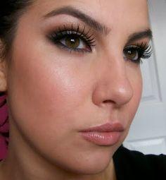 Love the eyelashes