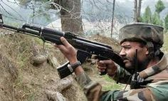 Army jawan killed, 2 injured in militant attack in Jammu  http://www.thehansindia.com/posts/index/2014-05-19/Army-jawan-killed-2-injured-in-militant-attack-in-Jammu-95632