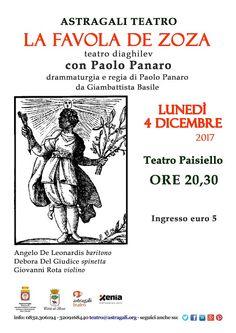 astragaliteatro: PAOLO PANARO AL TEATRO PAISIELLO DI LECCE CON LA F...