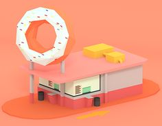 "Check out new work on my @Behance portfolio: ""Shops"" http://be.net/gallery/57756397/Shops"