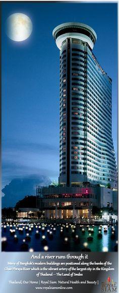 The Millennium Hilton, Bangkok, Thailand