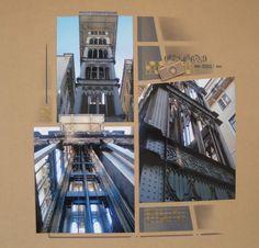 L'ascenseur de Santa Justa -