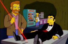 23 geniales y creativas referencias a películas famosas en Los Simpson