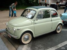fiat 500 1957 | Fiat 500 (1957-1975) Maintenance/restoration of old/vintage vehicles: the material for new cogs/casters/gears/pads could be cast polyamide which I (Cast polyamide) can produce. My contact: tatjana.alic@windowslive.com