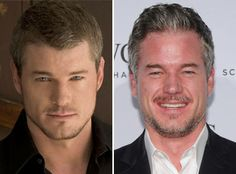 Eric Dane Then and Now .Still McSteamy Mark Sloan, Marley And Me, Then And Now Photos, The Last Ship, Eric Dane, Medical Drama, Grey's Anatomy, Hollywood Stars, American Actors