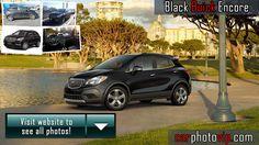 Black Buick Encore