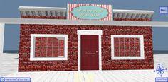 Walk inside the Candy Shop - 3D Browsing as an Art!