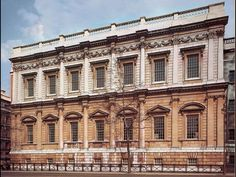 West front of the banqueting house, london - Google Search