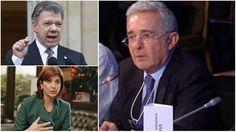 Los 5 sabotajes de Santos contra Uribe en el exterior