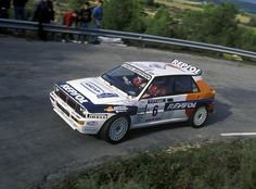 Lancia Delta, Ol Days, Rally Car, Amazing Cars, Cars Motorcycles, Cool Cars, Race Cars, Automobile, Racing