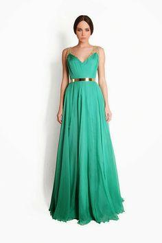 Fantasticos vestidos de noches totalmente glamorosos | Vestidos | Moda 2013 - 2014