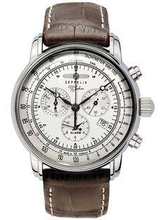 Zegarek męski Zeppelin Jahre Graf ZE_7680_1