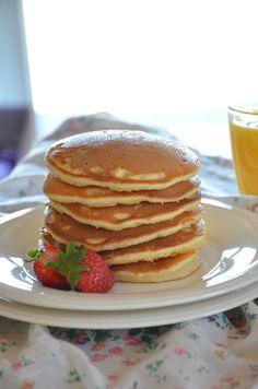 Pancakes Nigelli Lawson, najlepsze puszyste naleśniki