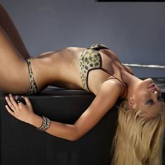Leopard Allure bikini by Ocean Blue available from LoveFromCyprus.com