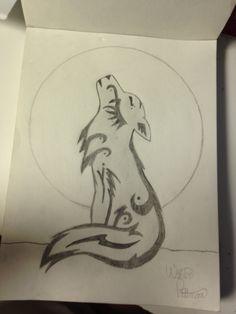 Something I drew real quick!