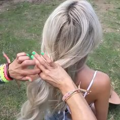 Prom Hair Tutorial – Tutorial Per Capelli Easy Hairstyles For Long Hair, Cute Hairstyles, Wedding Hairstyles, Hairstyles Videos, Disney Hairstyles, Hairstyles 2016, Braided Hairstyles, Short Hair, Prom Hair Tutorial