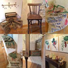 Bistrot café chez atelier31meubles #saccafe #chaisebistrot #caisseavin #montaut40500landes #chalosse