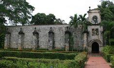 Ancient Spanish Monastery - 15th century building, moved to North Miami Beach brick by brick (North Miami Beach, Florida)
