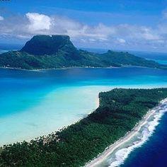 Take a relaxing getaway to Bora Bora and Tahiti & INDULGE!
