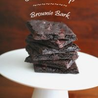 Low Carb Brownie Brittle Recipe | All Day I Dream About Food