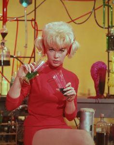 Stella Stevens in'The Nutty Professor',1963.