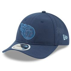 wholesale dealer 44adc 779b0 Men s Tennessee Titans New Era Navy 2018 Training Camp Primary 9TWENTY  Adjustable Hat, Your