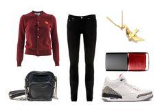 les-tenues.tumblr.com - fashion, comme des garcons, nars jordans, alex monroe, alexander wang