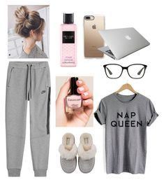 Designer Clothes, Shoes & Bags for Women Loungewear Outfits, Lazy Day Outfits, Muslim Fashion, Pj, Casetify, Lounge Wear, Outfit Of The Day, Chill, Victoria's Secret