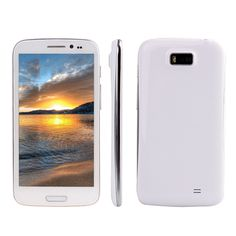 xFone A8: 5.3 Capacitive Touch Screen Android 4.1.2 Jelly Bean Smart Phone, 1080P HD, MT6589 Qual-core, Dual Camera, 1G RAM + 4G ROM, 3G, WIFI, Bluetooth