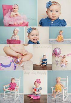 One year baby session-Jennifer Hosking Photography