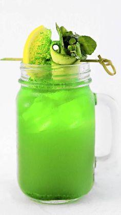 Greenshine recipe served at Raglan Road at Downtown Disney in Disney World.
