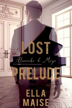 LOST PRELUDE by Ella Maise ♥ Cover Reveal & Giveaway  @EllaMaise