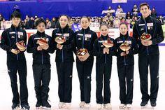 Team JAPAN  : Japan Figure Skating Championships 2015-16