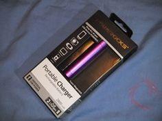 Powerocks Magicstick 2800mAh Portable Battery Video Review