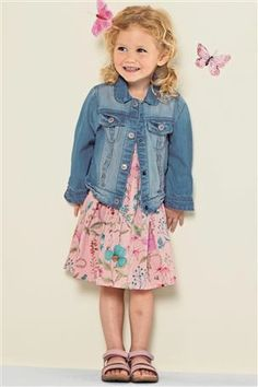 Buy Denim Jacket (3mths-6yrs) from the Next UK online shop