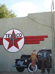 Texaco star