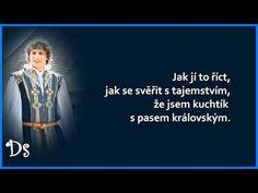 Tom Klus- Jak jí to říct s textem - YouTube Princ, Youtube, Musik, Youtubers, Youtube Movies