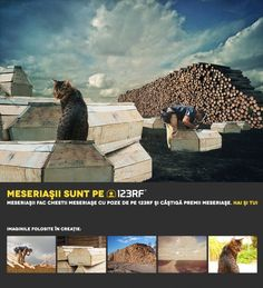 """Memento mori"" by  Manolache D. Razvan. Meseriasii sunt pe 123RF!"