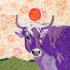 cow quilt - Buscar con Google