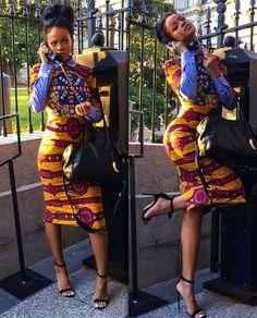 """1,504 Me gusta, 10 comentarios - Rihanna Follows #853❤ (@familynavy) en Instagram: """"Rihanna x The White House #throwback #rihanna #badgalriri #usa #washington"""""""