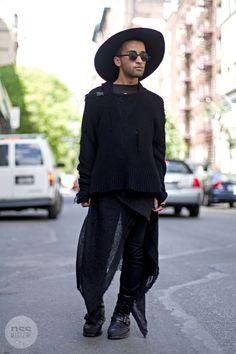 Streetstyle in New York, by Julien Boudet