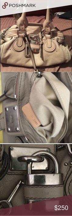 Authentic. Chloe bag Gently used gorgeous bag 💼. Chloe Bags Shoulder Bags