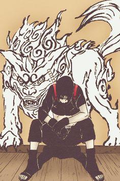 Sai- Naruto by Masayi Kishimoto manga Sai Naruto, Naruto Uzumaki, Anime Naruto, Guren Naruto, Sasuke, Manga Anime, Shikamaru, Gaara, Inojin