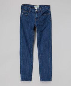 Navy Blue Jeans - Boys