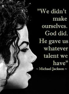 Michael Jackson was very talneted and will forever live in my heart...