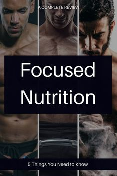 Bodybuilders want the best supplements. So, what about Focused Nutrition?