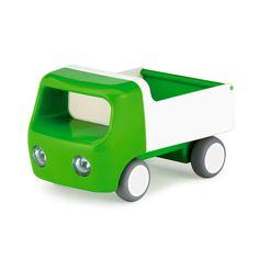 Tip truck groen