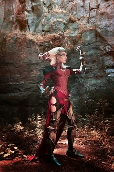 Smarty: Flemeth de Dragon Age, Cosplay
