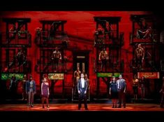 'A Bronx Tale' - All the Broadway Shows of the Season A Bronx Tale, Theatre Reviews, Theater Tickets, Beowulf, Dear Evan Hansen, Stage Set, Scenic Design, Buy Tickets, Great Stories