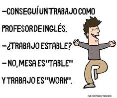 "Planning on using ""Jueves de ja ja ja"" or ""Día de risas"" in your classes? Start with these easy to comprehend jokes. Funny Spanish Jokes, Funny Friday Memes, Spanish Humor, Monday Memes, Funny Memes, Spanish Classroom, Teaching Spanish, Spanish Activities, Spanish Teacher"